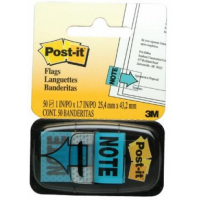 3M™Post-it Tape Flag<br> (NOTE) #680-10