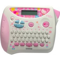 Brother Hello Kitty<br> Label Printer <br>PT-1100KT <br>吉蒂貓標籤機