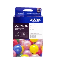 Brother Ink Cartridge <br>LC-77XL <br> (Black)